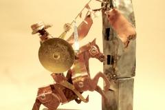 Don Quixote Attacking the Windmill ALLEN. #2