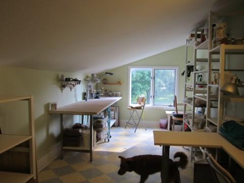 kip's studio