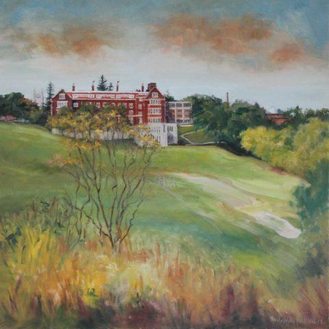 Evans Hall, Carleton